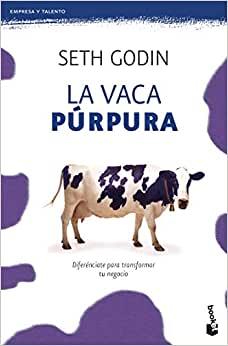 La vaca Purpura Seth Godin