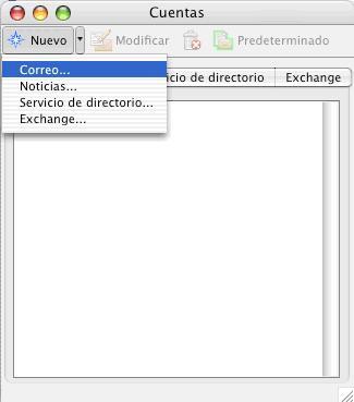 como configurar entourage hosting