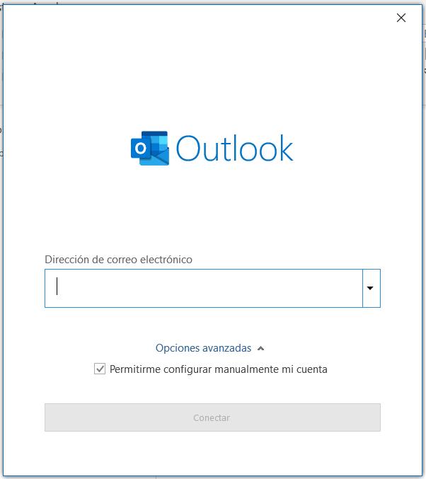 configurar email outlook 365