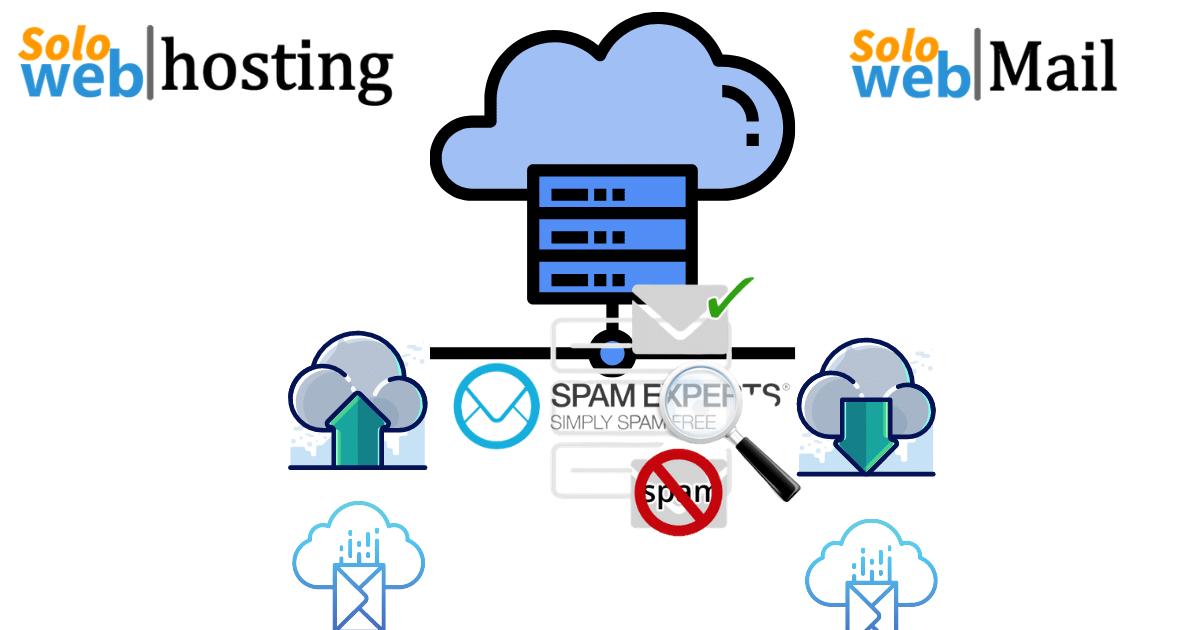 Spamexperts error incoming