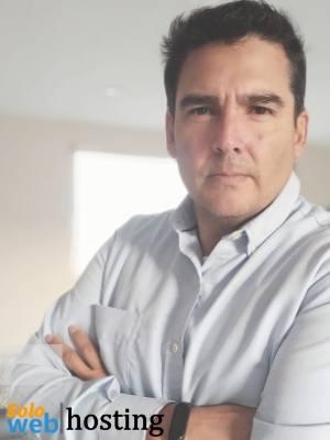 Fundador de SoloWeb Proveedores de Web Hosting en Mexico